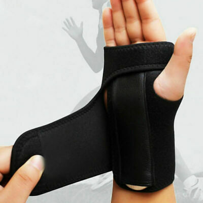 Great Wrist Brace Splint Sprain Carpal Tunnel Syndromes Hand Support Recovery