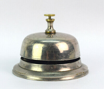 Collective Old Brass Office Bell – Counter Call Bell -  Reception Bell i9-160 AU