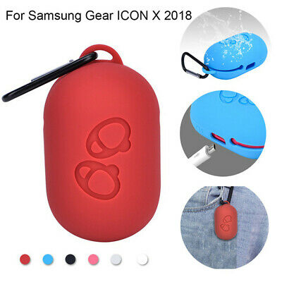 Protective Cover Silicone Earphone Cover Skin Case for Samsung Gear iconx 2019