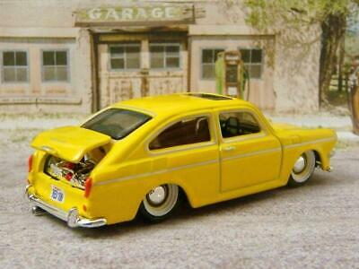 1961– 1973 VW Volkswagen Type 3 1600 Fastback1/64 Scale Limited Edition L