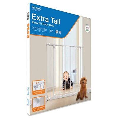 Perma Child Safety™ Extra Wide Pressure Mounted Easy Fit Baby Gate Barrier Guard