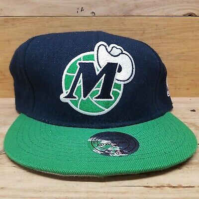 promo code 8d79c 9a0ff Dallas Mavericks Mitchell   Ness NBA Snapback Hat Embroidered Logo NBA Cap