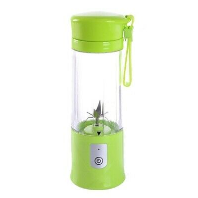 2X(Portable Mini Travel Fruit USB Juicer Cup, Personal Small Electric Juice F2D6