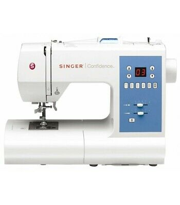 Singer Confidence 7465 Easy Stitch Selection Computerised Sewing Machine