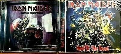 4CD Iron Maiden - Best Of The B'Sides 2CD + Best Of The Beast 2CD   [BRAND NEW]