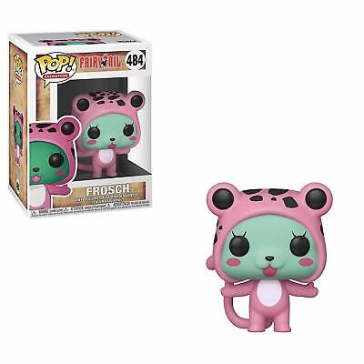 Funko POP! Animation: Fairy Tail - Frosch 484 30605 In stock