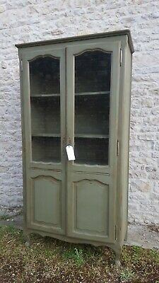 French Antique Vitrine/Display Cabinet