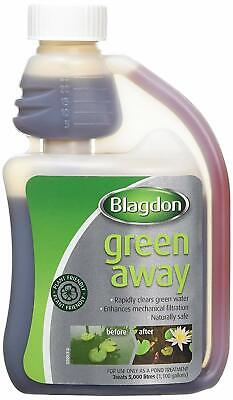 Blagdon Green Away for Ponds, 250 ml, NEW and Sealed