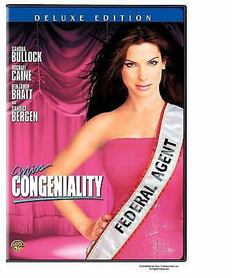 Miss Congeniality - Deluxe Edition With Slipcover ******New Dvd******
