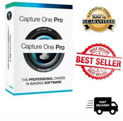 Capture One Pro 12 ✔️Latest Version ✔️ Portable✔️ Fast Delivery