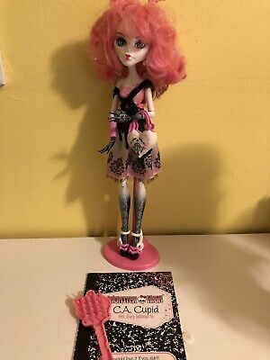 Monster High C.A. Cupid Sweet 1600 Special Valentine's Doll First Wave