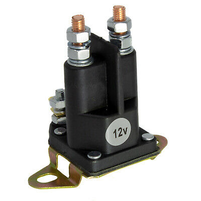 12V STARTER SOLENOID Relay Contactor Switch Engine For 109081X Sears