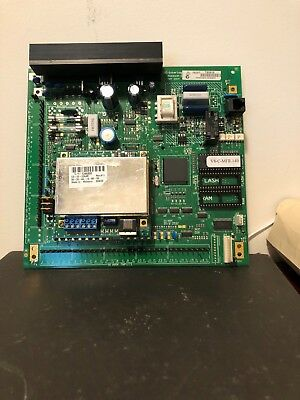 V8 Tecom Challenger Main PCB complete with Network card