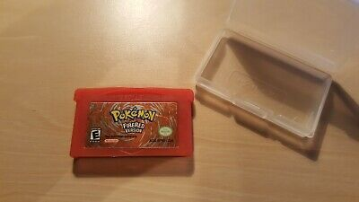 Pokemon: FireRed Version AUTHENTIC - Cartridge only