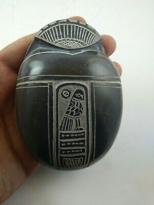 RARE ANCIENT EGYPTIAN MODERN ANTIQUE SCARAB Replica