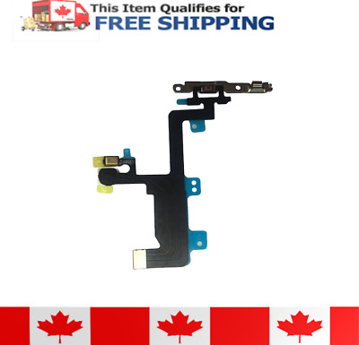iPhone 6 Power Button Control Flex Cable With Bracket