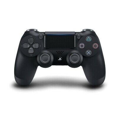 New Genuine Official Sony DualShock 4 V2 Playstation 4 PS4 Controller 2017 Black