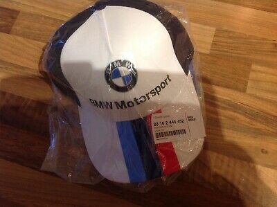 Bmw Motorsport Cap Bacecap Original