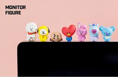[ BTS ] BT21 Monitor Figure Line friends Royche Authentic Official Goods