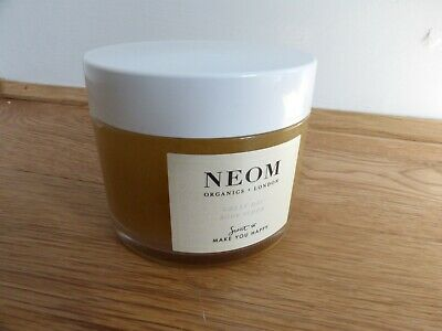Neom Great Day Body Scrub Natural fragrance 332g 90% remains