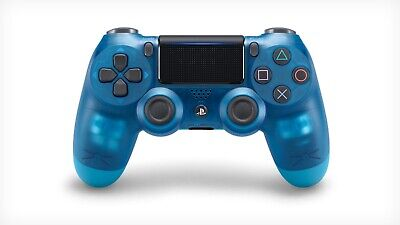 Genuine Official Sony DualShock 4 V2 Playstation 4 PS4 Crystal Blue