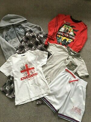 Boys Clothing Bundle Aged 8-9 yrs (includes NIKE, George, Matalan)