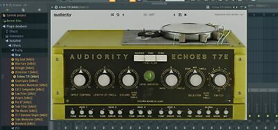 Audiority - Effects Plugin Bundle 2019.5 VST, AAX x86 x64 / Windows/ E  delivery