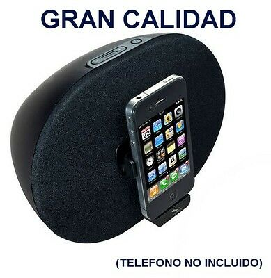 Dks178 Color Negro - Excelente Calidad  Gran Oferta Altavoz Para Iphone Ipod