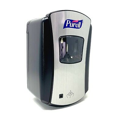 [1] PURELL GOJO 1328-04 LTX-7 700mL Touchless Hand Sanitizer Dispenser FREE SHIP