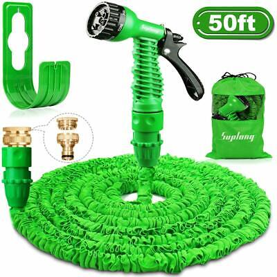 Hozelock Superhoze Approx 50ft Expandable Lightweight Tangle Free Garden Hose
