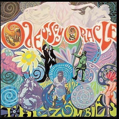 THE ZOMBIES - Odessey and Oracle [2004 Bonus Tracks] [Remaster] CD