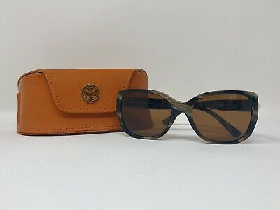 51af3865220c Tory Burch Women's Sunglasses TY 7086 1530/73 Tortoise w/ Brown Lenses Pre-