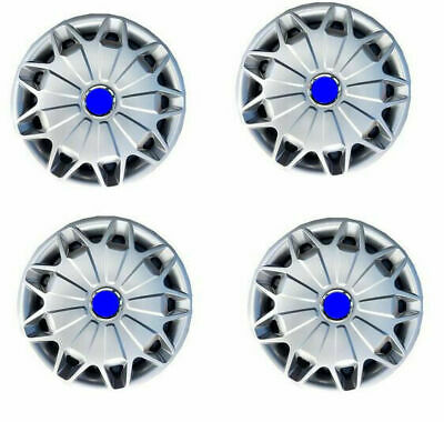 """16"""" Wheel Trims To Fit Ford Transit Connect Van  Hub Caps 2002-2018 Set Of 4"""