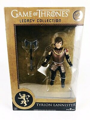 NEW Game of Thrones FUNKO Legacy 2 TYRION LANNISTER w/ Axe Vinyl Figure 2014 HBO
