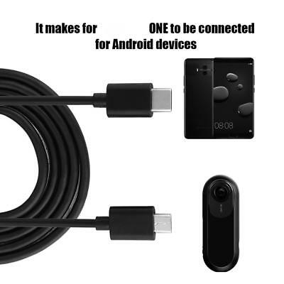 Phone Cable Adapter for Insta360 ONE Android Micro USB &USB Type-C Interface TG