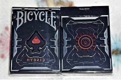 1 DECK Black-Mint-Playing-Cards-Launch-Edition-New-amp-Sealed  S102706-乙F2