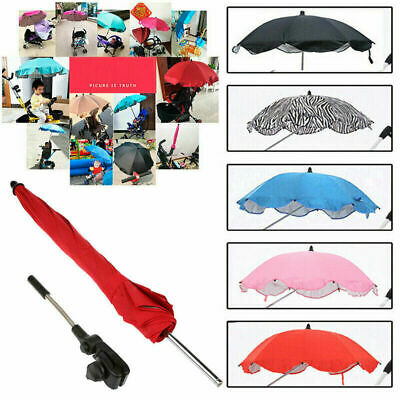 Universal Stroller Buggy Umbrella Kids Baby Parasol Pram Pushchair Sun Shade