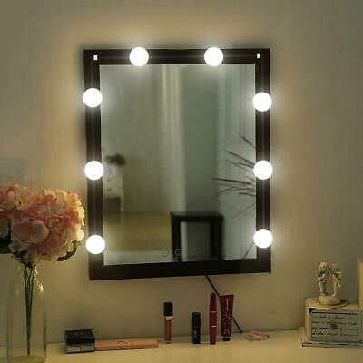 10pcs LED Makeup Mirror Light Bulb Kit Hollywood Vanity Dressing Table Lamp New