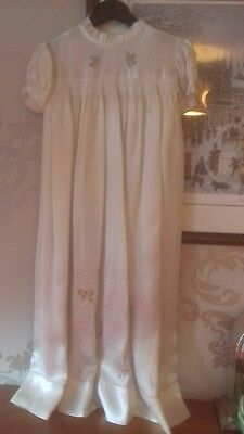 Beautiful Vintage Christening Gown - needs slight refurbishment