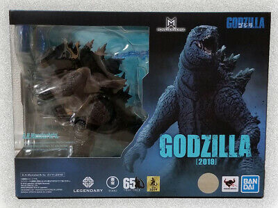 BANDAI S.H.MonsterArts Godzilla 2019 King of the Monsters JAPAN F/S