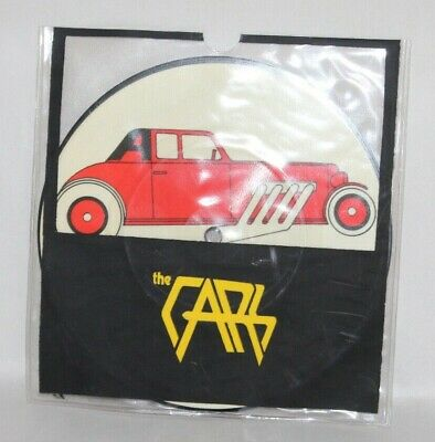 Vtg 1978 CARS PICTURE 45 Record MY BEST FRIEND'S GIRL The Cars