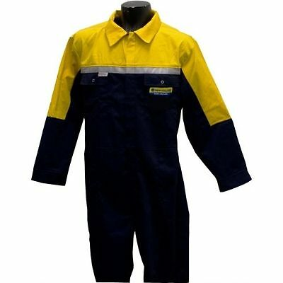 New Holland Overalls Kids Junior Childs All Ages Nha1050Jnvye (Mm)