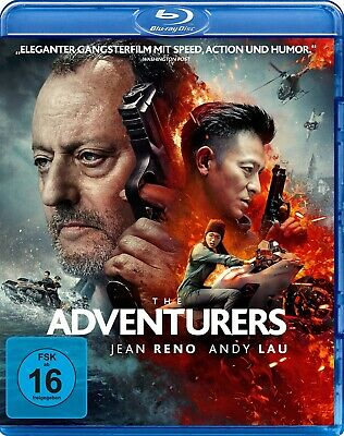 The Adventurers [Blu-ray Disc]