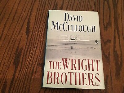 2015: The Wright Brothers:David McCullough: lots of photos, hardback SALE