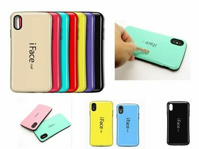 New Iface Mall Heavy Duty Shockproof case Armor cover For Apple iPhone X XS Max