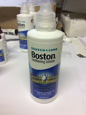 Bausch & Lomb Boston Advance Comfort Formula Conditioning Solution 120mls No box