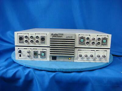 Audio Precision SYSTEM ONE A Version Audio Analyzer With Option 322A