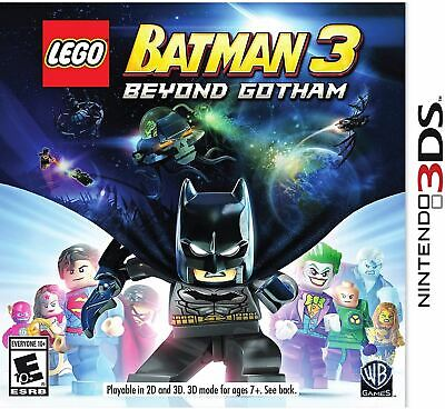 LEGO Batman 3: Beyond Gotham (Nintendo 3DS, 2014) GAME ONLY