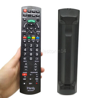 New Panasonic TV Remote N2QAYB000496 Replaced sub N2QAYB000496 Replacement OZ