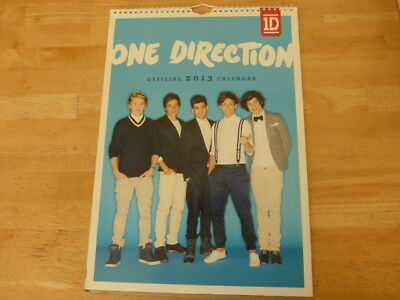 One Direction Official 2013 A3 Calendar